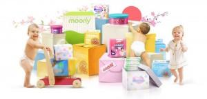 Доставка японских товаров  для детей по всей России